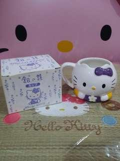 Kitty ceramic cup