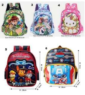 🚚 Children School Bag/kids bag