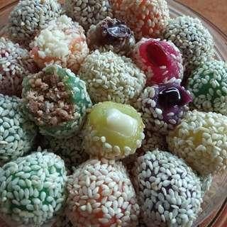 Mochi varian rasa