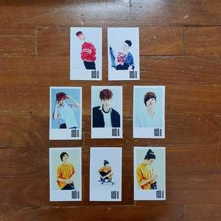 [UNOFFICIAL] NCT U Lomo Cards