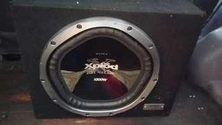 subwoofer brand sony