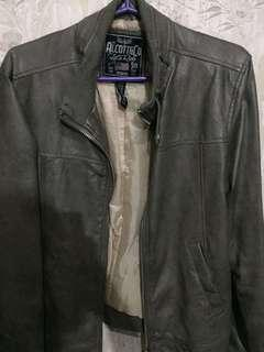 Alcott & co leather jacket