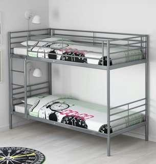 Ikea Bunk Bed Single - bed size