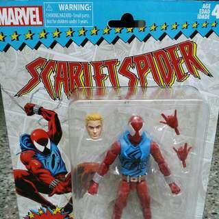 Marvel Legends Scarler Spider 6 Inches