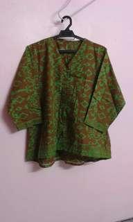 Batik Jacket #SBUX50