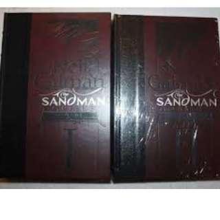 The Sandman Omnibus Vol 1 + 2