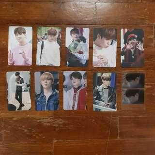 [UNOFFICIAL] NCT Jaehyun Fansite Photocards