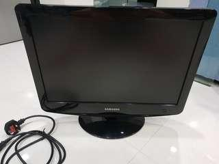 Samsung 20 inch TV