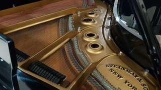 Jual grand piano merk steinway&sons
