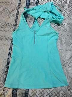 Lorna Jane tops and shorts - excellent condition