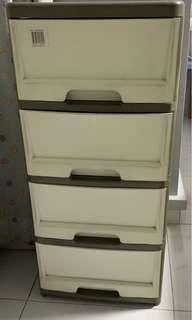 4-tier cabinet