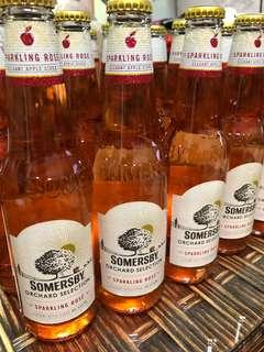 Somersby Sparkling Rose Apple Cider 330ml 4.5% #cider #party #single11