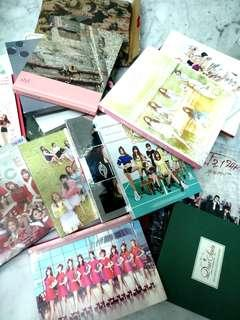 #tobless FREE KPOP ALBUMS