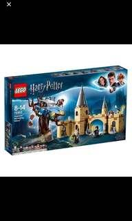 *In Stock* Lego Harry Potter Hogwarts Whomping Willow 75953