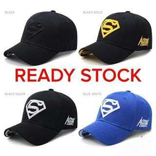 Superman  Unisex Sports Cap NKT18