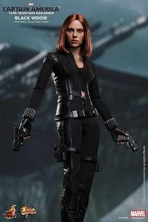 Hot Toys Black Widows (Winter Soldier) (Avengers) (Age Of Ultron)