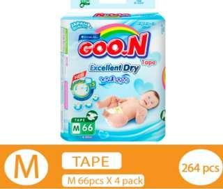 Goon premium tape super jumbo (4packs)
