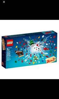 *In Stock* Lego 40253 Christmas Build up