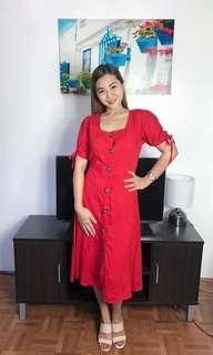 Alexa vintage dress