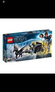 In stock* Lego 75951   Grindelwald's Escape    Harry Potter