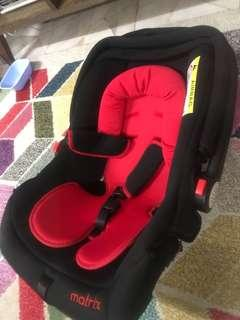 Carrier car seat #SINGLES1111