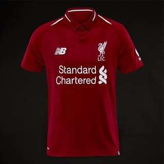 18/19 Liverpool Jersey