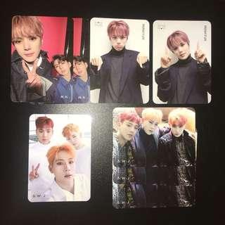 [$8 EACH] wts monsta x are you there photocard