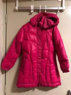 WTS Used Winter Time Down Jacket