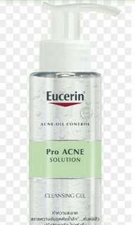 Eucerin pro acne cleanser