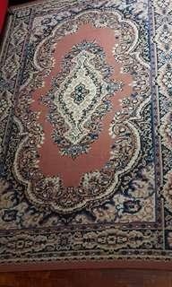 Original Fiber Living room carpet (Imported) 180cm x 130cm