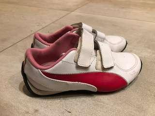 Puma sneakers for kids size UK13