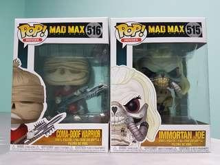 Funko POP! Movies - Mad Max Fury Road