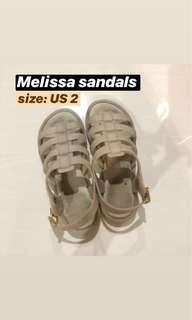 Melissa Sandals for Kids