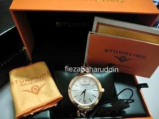 Authentic Stuhrling Ladies Watch