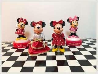 🚚 👉(直購文)日本代回 #米奇米妮 #米妮 老玩具