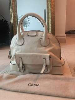 Mint condition Chloe Large Edith Bowling Bag