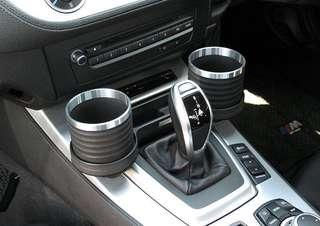 Cup holders for BMW Z4 E89 ashtray version Japan made