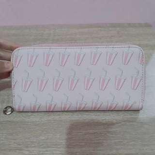 Pink Wallet Dompet Wanita