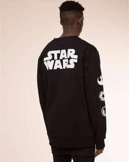 Crewneck Pull And Bear X Star Wars