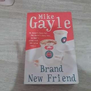 Brand New Friend Novel Bahasa Inggris