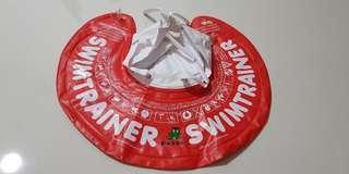 Fred's swim academy float