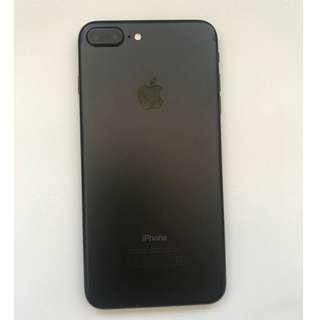 iPhone 7 Plus Matte Black 32GB