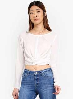 Miss selfridge Crop Top