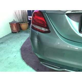Mercedes Benz Accident Damage Repair And Accident Claim