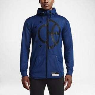 🚚 降價嘍 Nike Air Pivot Basketball full zip hoodie 籃球連帽運動外套