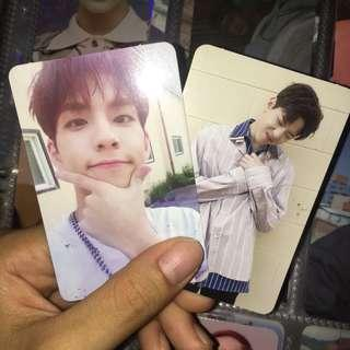 wts day6 shoot me photocards