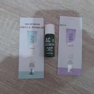 #INIGRATIS Sample Skincare Korea Original
