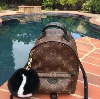 🚚 LV palmspring Backpack
