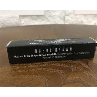 BOBBI BROWN Natural Brow Shaper & Hair Touch Up 眉GEL (#Blonde)