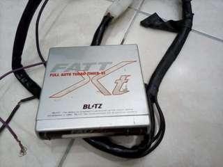 Blitz Fatt turbo timer